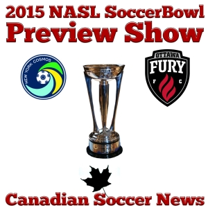 Soccer Bowl preview show