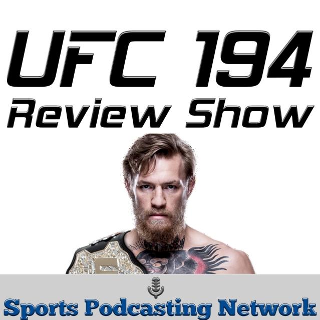 ufc 194 review